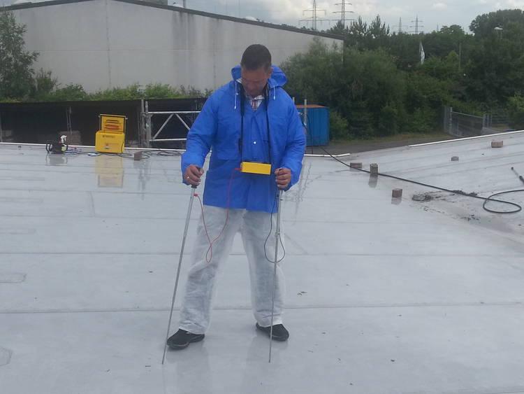Электровекторное картирование крыш